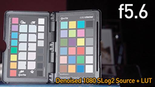 Slog tests fs700